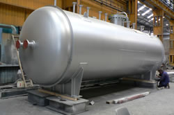 Simple pressure vessels steel