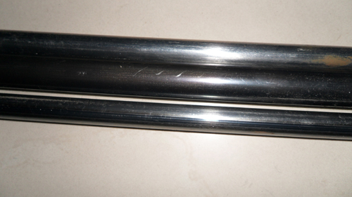 steel for welded tubes