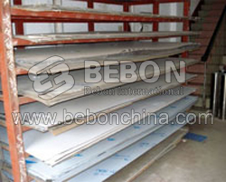 DIN17102 StE 285 steel plate/sheet Steel for Boilers and Pressure Vessels steel